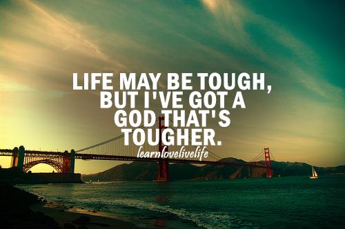 Tough God